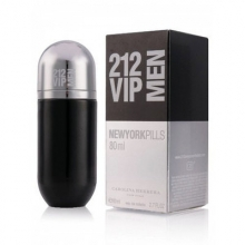 Carolina Herrera 212 VIP PILLS 80ml black фото