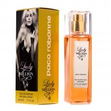 Paco Rabanne Lady Million 50 мл фото