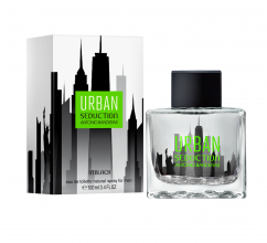 Туалетная вода Antonio Banderas Urban Black Seduction For Men 100 ml фото