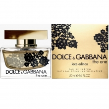 Dolce & Gabbana THE ONE LACE EDITION 75 ml фото