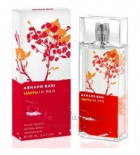Armand Basi Happy in Red edt 100ml фото