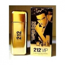Carolina Herrera 212 VIP for men (GOLD) 100ml фото