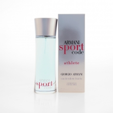 ARMANI CODE SPORT ATHLETE 125 ml фото