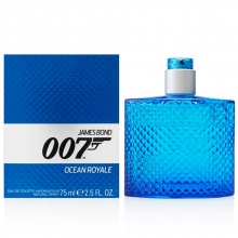 JAMES BOND 007 OCEAN ROYALE 75ml фото