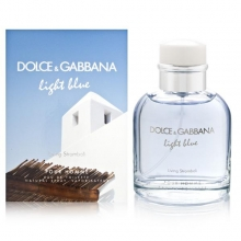Dolce And Gabbana Light Blue Living Stromboli 125мл фото