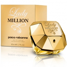 Paco Rabanne Lady Million, 80 ml фото