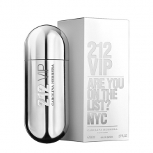 Carolina Herrera 212 VIP For Women 80ml (серебро) фото