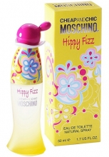 Moschino Cheap and Chic Hippy Fizz, 100 ml фото