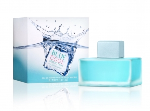 "Туалетная вода Antonio Banderas ""Blue Cool Seduction for Women"", 100 ml фото"